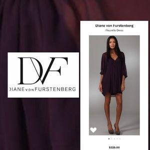 DVF Fleurette dress